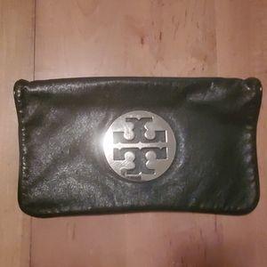 Authentic Tory Burch Reva clutch